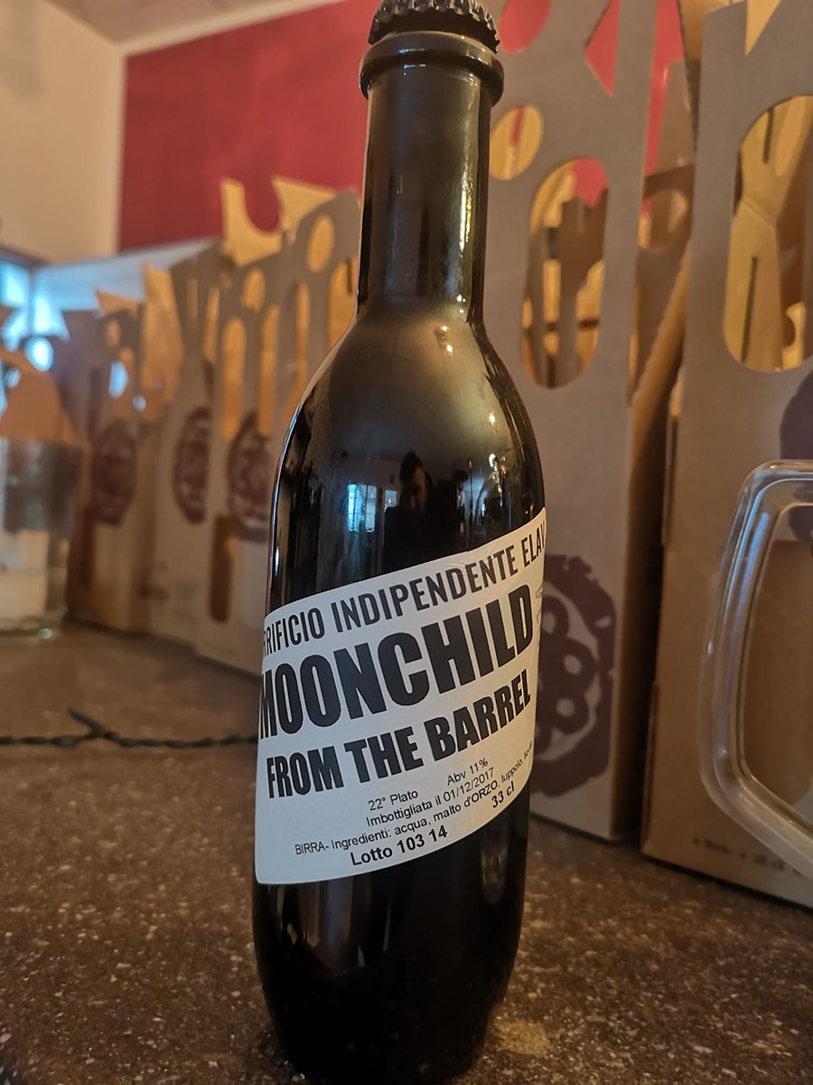 MOONCHILD FROM THE BARREL 33cl 🟦
